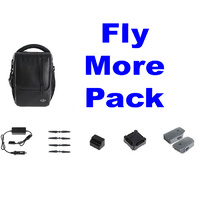 Fly More Pack for DJI Mavic Pro Drone (Drone NOT included)
