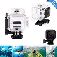 Dive Housing for GoPro HERO4 Session/HERO5 Session | Waterproof to 45 metres