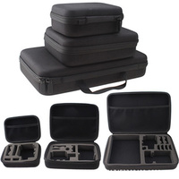 Storage cases for GoPro HERO Cameras and Accessories | Small, Medium or Large
