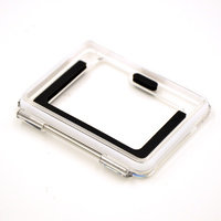 Skeleton Back Door | with Open back | Fits GoPro HERO3+/4 Standard housing