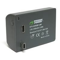 Wasabi Power Extended Battery for GoPro HERO Entry Level Camera