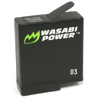 Wasabi Power Battery for GoPro HERO6 / HERO5 Black