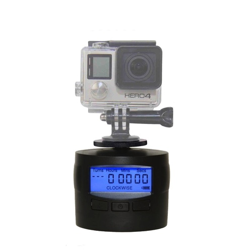 TurnsPro - 360° Timelapse Panning device for GoPro HERO | DSLR | Smart Phones