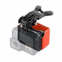 Genuine GoPro Bite Mount + Floaty for GoPro HERO7/HERO6/HERO5 Black