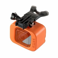 Genuine GoPro Bite Mount + Floaty for GoPro HERO4 Session/GoPro HERO5 Session