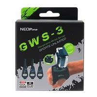 NeoPine Hand Strap Mount for GoPro Cameras | Large | Green Leopard | 360 Degree