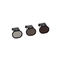 Polar Pro Filters for DJI Spark Drone | Filter 3-Pack | FP/ND8/ND16