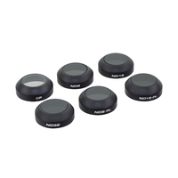 PolarPro Filters for DJI Mavic Pro/Platinum Drone - Professional Filter 6-Pack