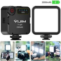 Ulanzi VIJIM V-Light | Mini Fill Light - 2000mAh