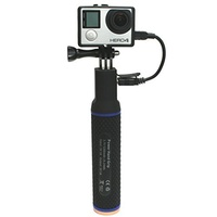 Wasabi Power CLUTCH for GoPro HERO Cameras (Power Hand Grip)