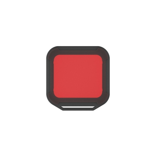 Polar Pro Red Filter for GoPro Super Suit Housing | GoPro HERO7 Black/HERO6/HERO5/HERO