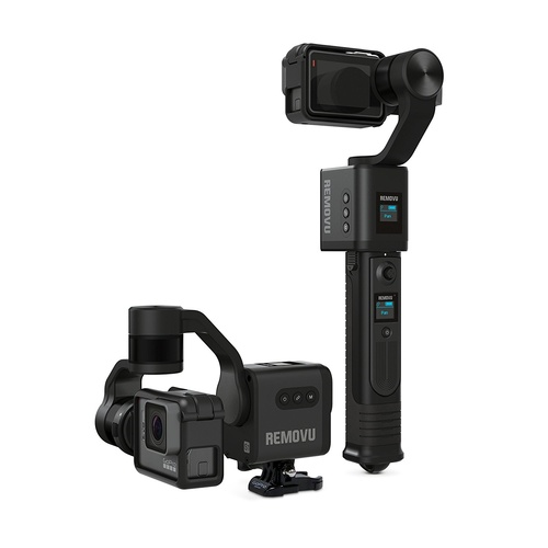 REMOVU S1 3-Axis Gimbal for GoPro HERO7/6/5/4/3+/3/HERO/Session 4&5